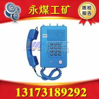 供应KTH17B(HA-2P/T)矿用本安型选号电话机 KTH17B防爆电话机