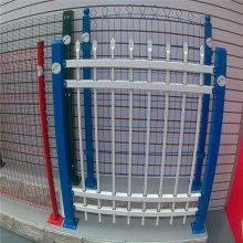 公园隔离铁丝网 金属网墙 学校圈墙围栏加工定做