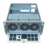 """供应广州欧曼4U工控机箱4U服务器机箱12个标准3.5""""硬盘3个12025风扇"""