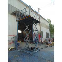 海盐县升降机十大品牌 2米大吨位固定式升降货梯多少钱