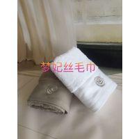 ?淮安毛巾厂家生产全棉不褪色段边绣花毛巾