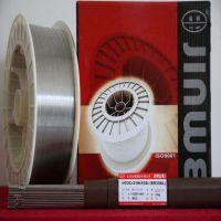 北京金威H09MnNiDR是低温钢用镀铜气保焊丝