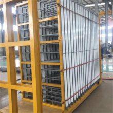 硕丰新型建材建筑隔墙板生产设备 轻质隔墙生产设备 投资创业好项目