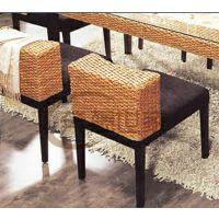 供应藤餐椅餐桌套件 美式藤餐椅图片 藤餐椅餐厅