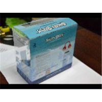 供应PVC胶盒生产 礼品包装盒 塑料环保盒定做