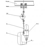 悬挂式自动铆钳,自动送钉自冲孔铆接机,ZCM-8,埃瑞特铆接机,自动化设备