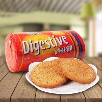 英国进口麦维他全麦消化饼干250g DIY手工芝士蛋糕饼底
