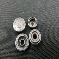 供应生产供应塑料金属扣 新款服装辅料过检针金属四合扣 款式多样 可按照要求订购