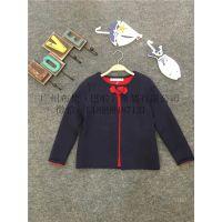 百仕博新款韩版中小儿童童装过季尾货纯棉纯色套装清仓批发