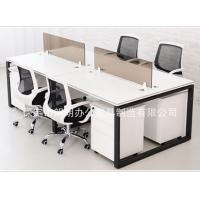 朗朗办公家具厂生产精美、舒适、简约的屏风桌、办公桌电脑桌-1001