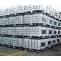 江苏泰然HDPE1000升油性水性助剂油脂化工通用包装吨桶二手桶