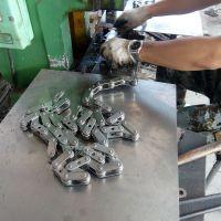 不锈钢输送链条304不锈钢传动链加工定制厂家直销山东瑞源