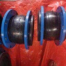 供应可曲挠橡胶接头型号PN1.6MPA风道橡胶软连接规格齐全【润宏】