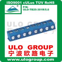 欧式端子螺钉式 接线端子 pcb接线端子 301R/5.0