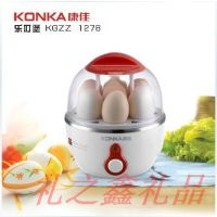 Konka煮蛋器KGZZ-1278多功能蒸蛋器自动断电蒸蛋机煮蛋机早餐机