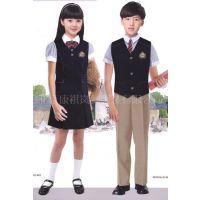 学生服套装定做 英伦风小学生校服制服 厂家直销