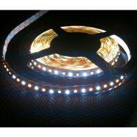 LED120灯3528不防水双色灯带