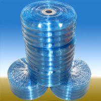 供应PVC普通型门帘网格帘、透明帘、橡胶皮、PVC软玻璃