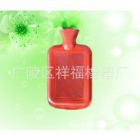 厂家直销注水充水橡胶热水袋、暖手宝出口品质防爆环保 1750ml