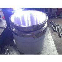 保温夹套式过滤机 非标保温袋式过滤器 上三环保