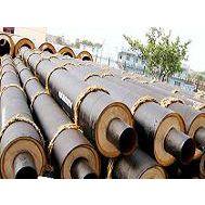 地埋保温管行情一、产品简介 钢套钢直埋保温钢管由工作钢管、保温层、滚动导一走走高知名厂家限时报价