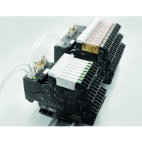 OMNIMATE 信号 - BC/SC 焊接插座SC 3.81/16/90G 3.2SN BK BX
