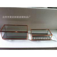 定制玻璃首饰盒 欧美风格 节约大方 珠宝盒 价格实惠 质量保证