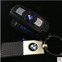 新款个性迷你手机 男女式翻盖宝马跑车钥匙扣手机X6 汽车超小手机