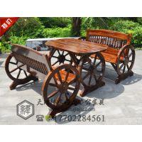 天津炭烧木餐桌椅,天津松木餐桌椅