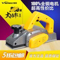 戈麦斯电刨800W多功能木工刨电刨子压刨机