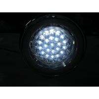 厂家直销太子款电动三轮车大灯,电动车LED前照灯