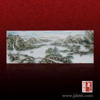 景德镇陶瓷瓷板画厂家
