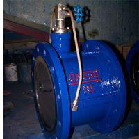 HH48X-10/16/25C 铸钢 DN900 水力控制阀_对夹止回阀H76X