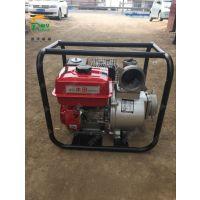 自吸泵水泵 农用抽水机 四冲程园林水泵 润华机械