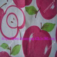 各种色泽漂亮的纺粘布、装饰用无纺布、印花布