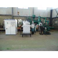 25公斤真空炉熔炼炉带方门 辽宁锦州华新