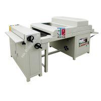【厂家直销】40寸 立式光面油性淋膜机 印刷照片防水上光机淋涂机