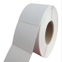 厂家直销艾利热敏不干胶标签纸100mm*100mm标贴纸 打印纸
