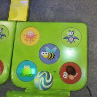 南玮星跳跳蛙游戏机儿童投币机游乐设施电玩设备游戏机厂家
