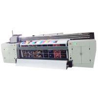 UV卷材机 条幅数码喷绘机 UV皮革打印机