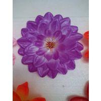 绢花厂 花圈配件、材料、绢花花片 清明花、仿真花
