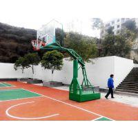 童年风车株洲厂家室内外成人体育场比赛篮球架 小区 公园篮球架安装出售