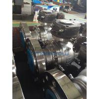 摩根Q347Y-600LB美标不锈钢高压球阀