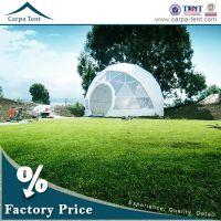 贵州黔东南云漫湖帐篷酒店-30米球形篷房低价销售