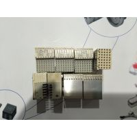 ERNI恩尼连接器374730 374725母型1.0毫米MicroSpeed垂直式卷带