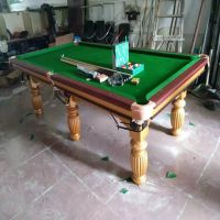 台球桌厂家 台球桌尺寸 台球桌批发 广州 江门 东莞 可上门安装