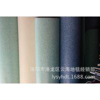 洛阳PVC地板密实底1.6mm塑胶地板、一件起批,12种颜色美观多样
