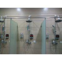 华蕊IC卡水控机计时计量节水系统热水消费系统淋浴刷卡走水