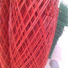 脚踏网钢筋 脚踏网笆网 钢板网隔离栅