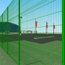 宁波隔离网 电焊网隔离栅 防攀爬护栏
